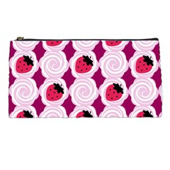 Cake Top Grape Pencil Case