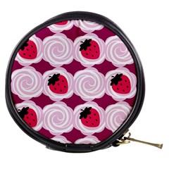 Cake Top Grape Mini Makeup Bag