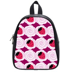 Cake Top Grape School Bag (small)