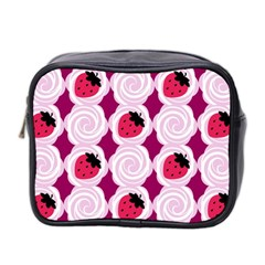 Cake Top Grape Mini Toiletries Bag (Two Sides)