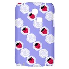 Cake Top Blueberry Samsung S3350 Hardshell Case