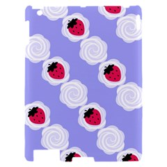 Cake Top Blueberry Apple iPad 2 Hardshell Case