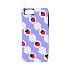 Cake Top Blueberry Apple iPhone 5 Classic Hardshell Case (PC+Silicone)