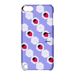 Cake Top Blueberry Apple iPod Touch 5 Hardshell Case with Stand