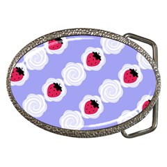 Cake Top Blueberry Belt Buckle
