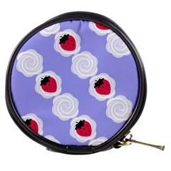 Cake Top Blueberry Mini Makeup Bag