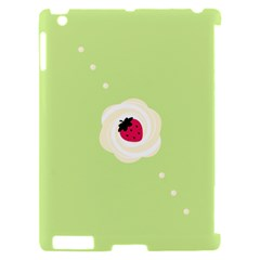 Cake Top Lime Apple iPad 2 Hardshell Case (Compatible with Smart Cover)