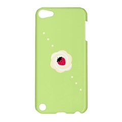 Cake Top Lime Apple Ipod Touch 5 Hardshell Case