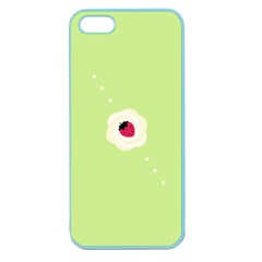 Cake Top Lime Apple Seamless iPhone 5 Case (Color)