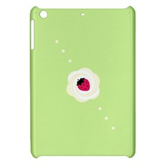 Cake Top Lime Apple iPad Mini Hardshell Case