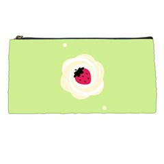 Cake Top Lime Pencil Case