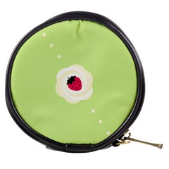 Cake Top Lime Mini Makeup Bag