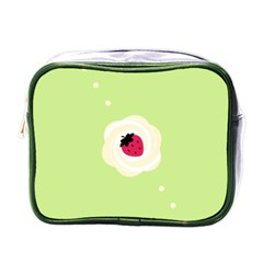 Cake Top Lime Mini Toiletries Bag (One Side)