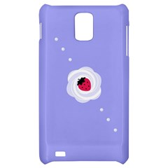 Cake Top Purple Samsung Infuse 4G Hardshell Case