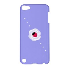 Cake Top Purple Apple iPod Touch 5 Hardshell Case