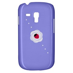 Cake Top Purple Samsung Galaxy S3 MINI I8190 Hardshell Case