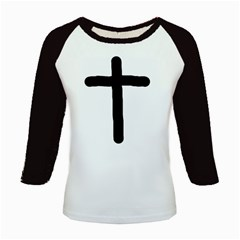 Crosstrans Long Sleeve Raglan Womens'' T Shirt