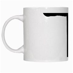 Crosstrans White Coffee Mug