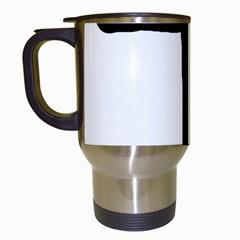 Crosstrans White Travel Mug