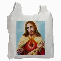 Jesusbackpack Single-sided Reusable Shopping Bag