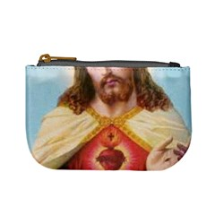 Jesusbackpack Coin Change Purse