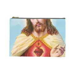 Jesusbackpack Large Makeup Purse