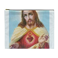 Jesusbackpack Extra Large Makeup Purse