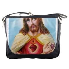 Jesusbackpack Messenger Bag