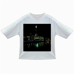 The Shard and Southbank London Baby T-shirt