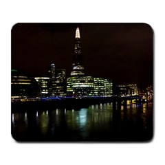 The Shard and Southbank London Large Mouse Pad (Rectangle)