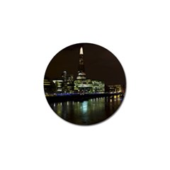 The Shard and Southbank London 10 Pack Golf Ball Marker