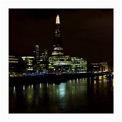 The Shard and Southbank London Single-sided Large Glasses Cleaning Cloth