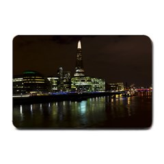 The Shard and Southbank London Small Door Mat