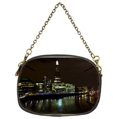 The Shard And Southbank London Single Sided Evening Purse