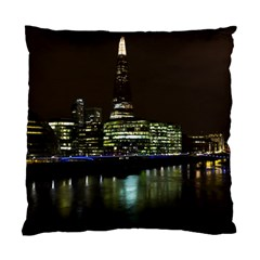 The Shard and Southbank London Single-sided Cushion Case