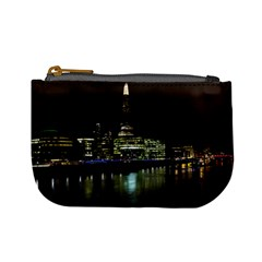 The Shard And Southbank London Coin Change Purse