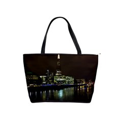 The Shard and Southbank London Large Shoulder Bag