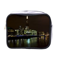 The Shard and Southbank London Single-sided Cosmetic Case