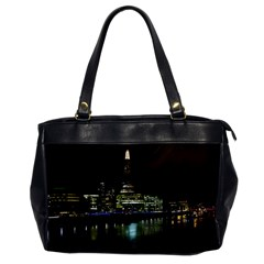 The Shard and Southbank London Single-sided Oversized Handbag