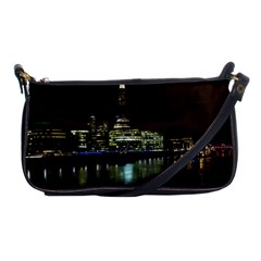 The Shard And Southbank London Evening Bag