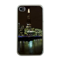 The Shard and Southbank London Apple iPhone 4 Case (Clear)
