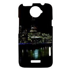 The Shard and Southbank London HTC One X Hardshell Case