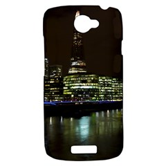 The Shard and Southbank London HTC One S Hardshell Case