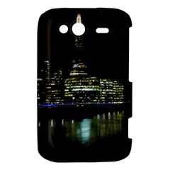 The Shard and Southbank London HTC Droid Incredible Hardshell Case