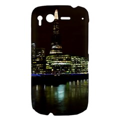 The Shard and Southbank London HTC Desire S Hardshell Case