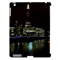 The Shard And Southbank London Apple Ipad 3/4 Hardshell Case (compatible With Smart Cover)
