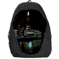 The Shard and Southbank London Backpack Bag