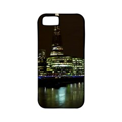 The Shard and Southbank London Apple iPhone 5 Classic Hardshell Case (PC+Silicone)