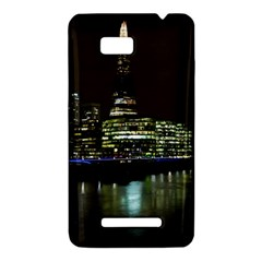 The Shard and Southbank London HTC One SU T528W Hardshell Case