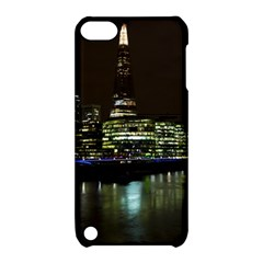 The Shard And Southbank London Apple Ipod Touch 5 Hardshell Case With Stand